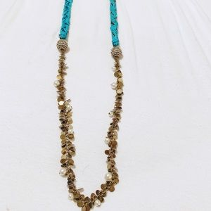 Jewelry - Festive long party necklace